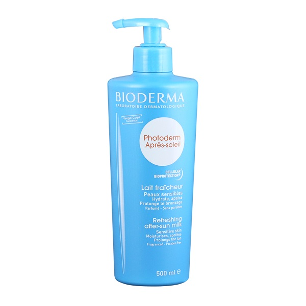 Bioderma Photoderm After-sun SOS napégés elleni permet
